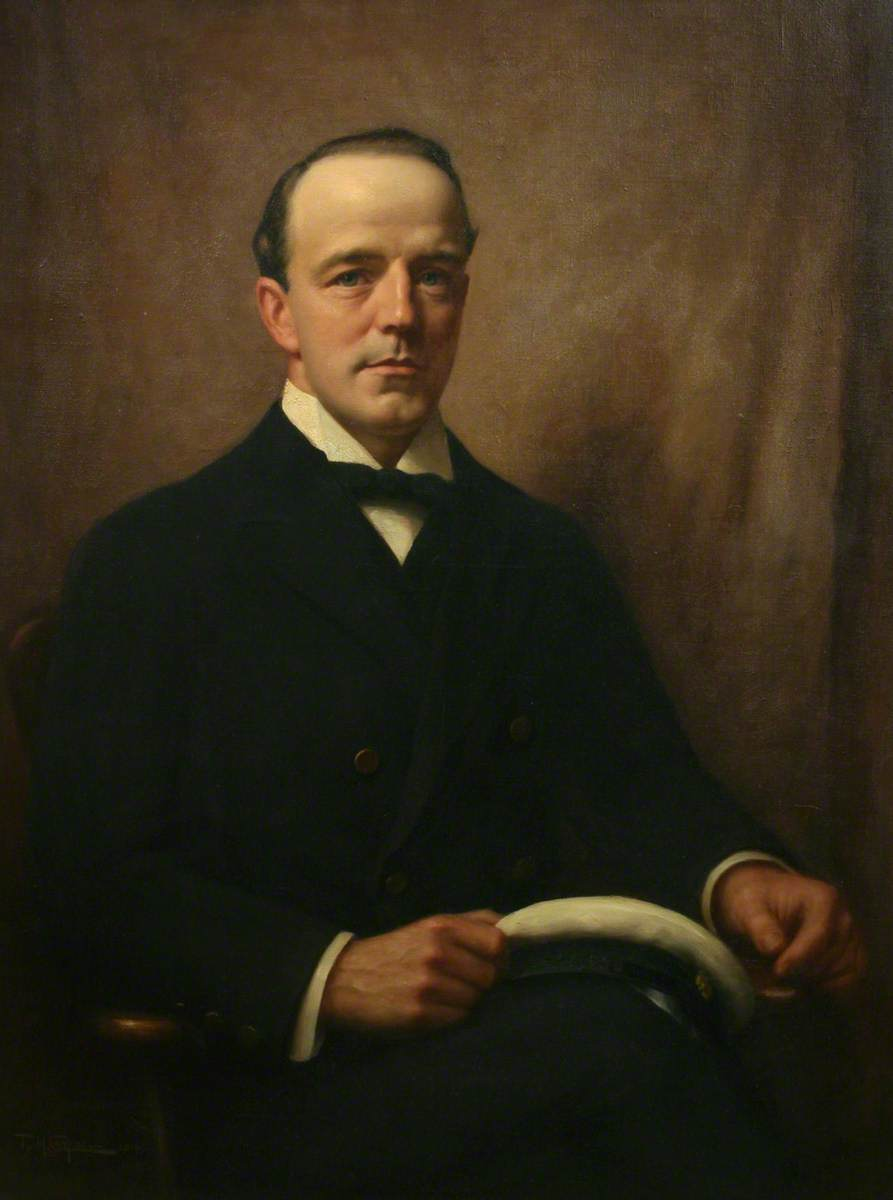 Viscount Runciman, MP (1870–1949) and President of the Board of Trade