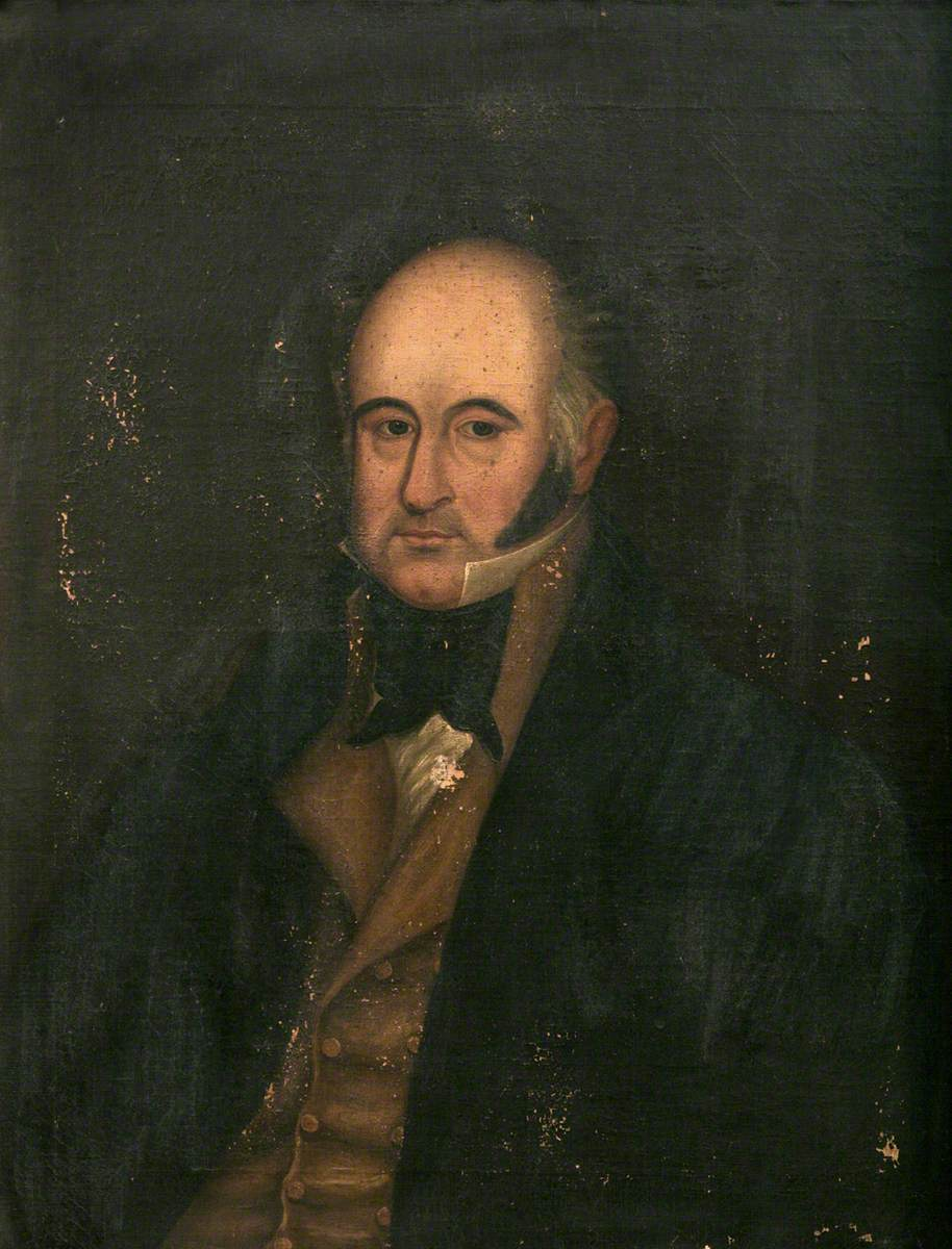 William Adams Davy, Mayor of Penzance (1836)