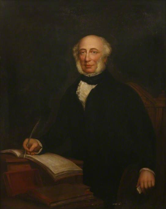 John Scobell of Nancealverne, First Chairman of Board of Guardians