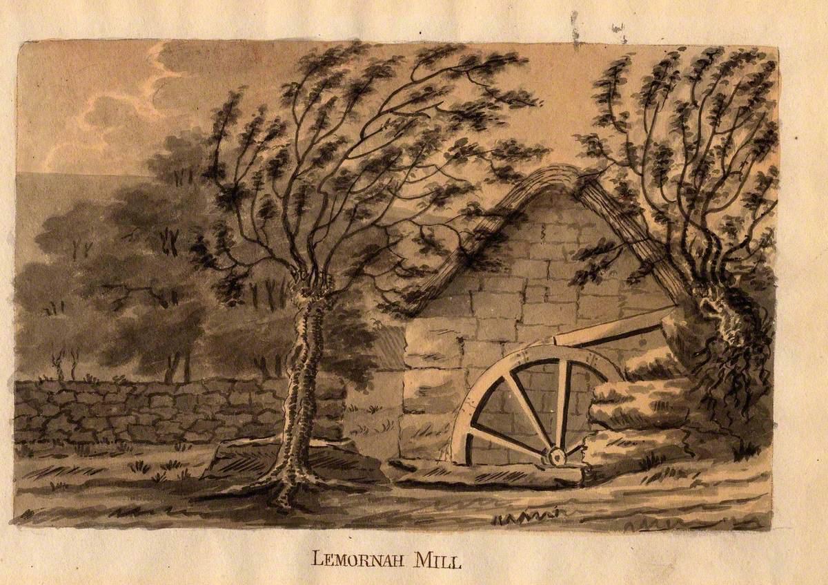Lemornah Mill [sic]