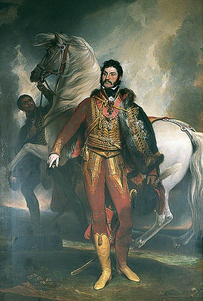 Major General Sir Richard Hussey Vivian (Later 1st Lord Vivian) (1775–1842)