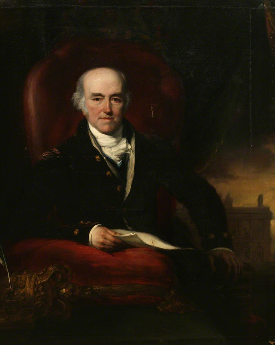 Davies Gilbert, PRS (1767–1839)