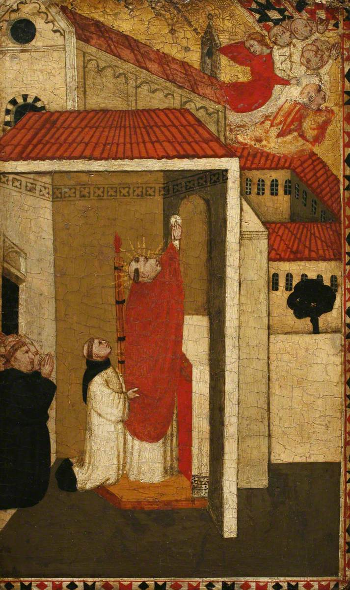 A Miraculous Mass; The Elevation of the Host