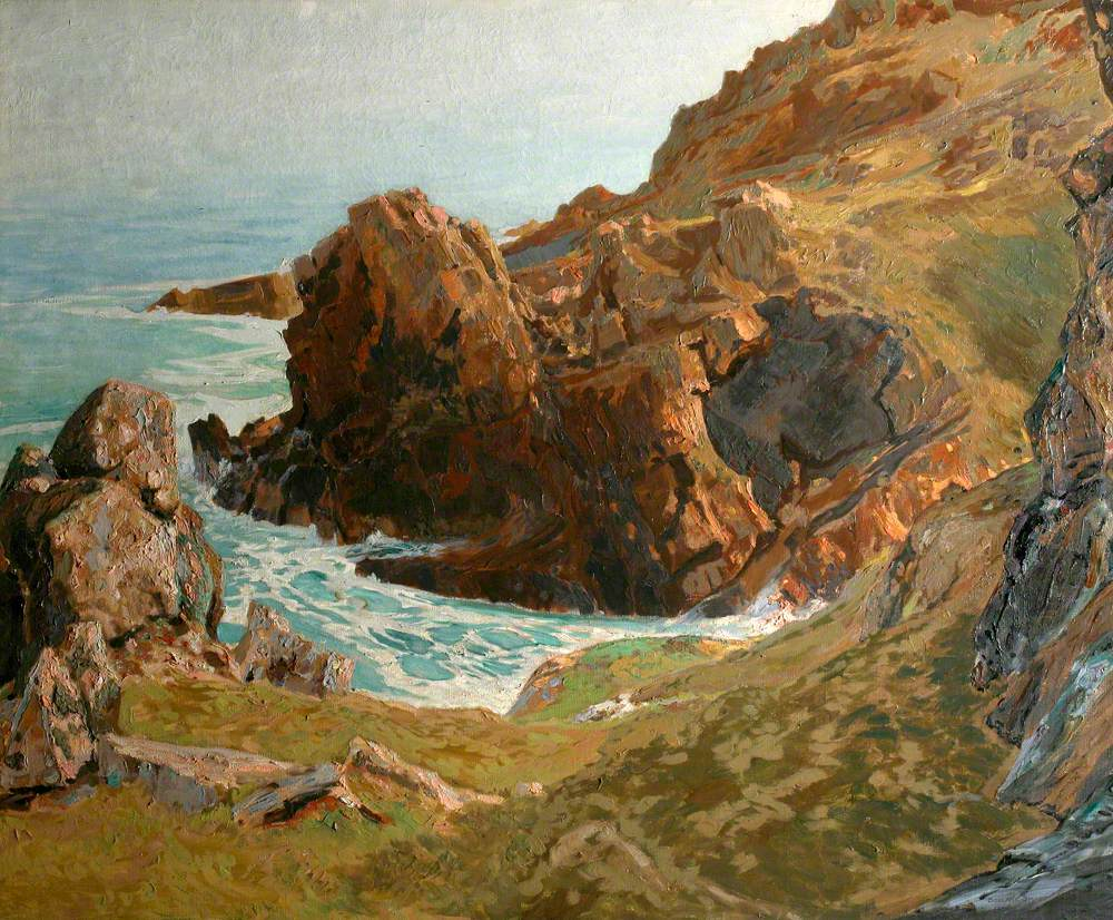 Cornish Cliffs, Zennor