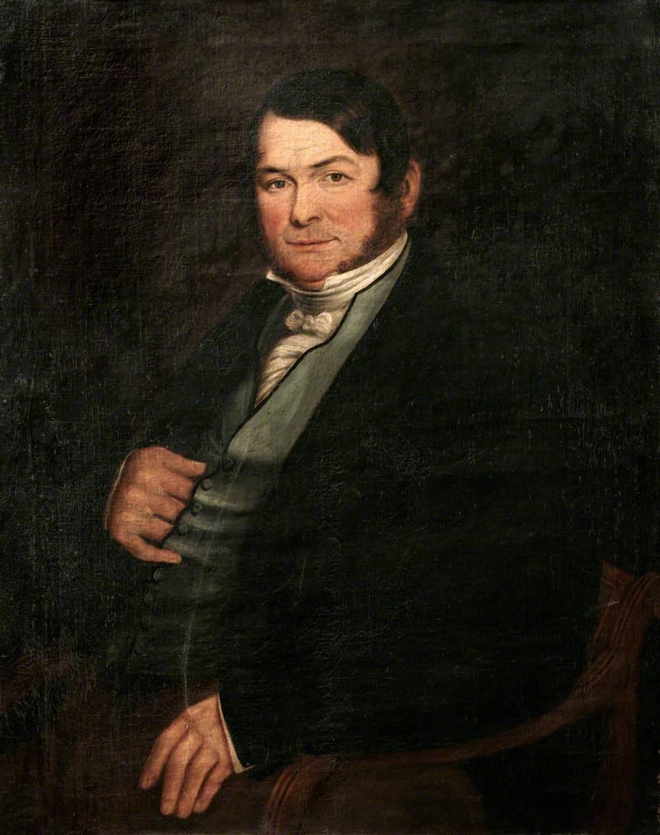 James Polkinghorne (1788–1854), Wrestler
