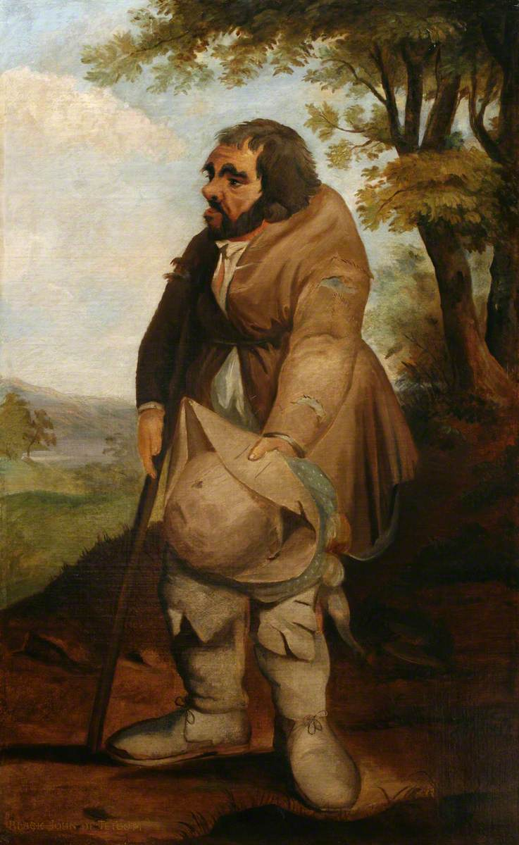 Black John of Tetcott