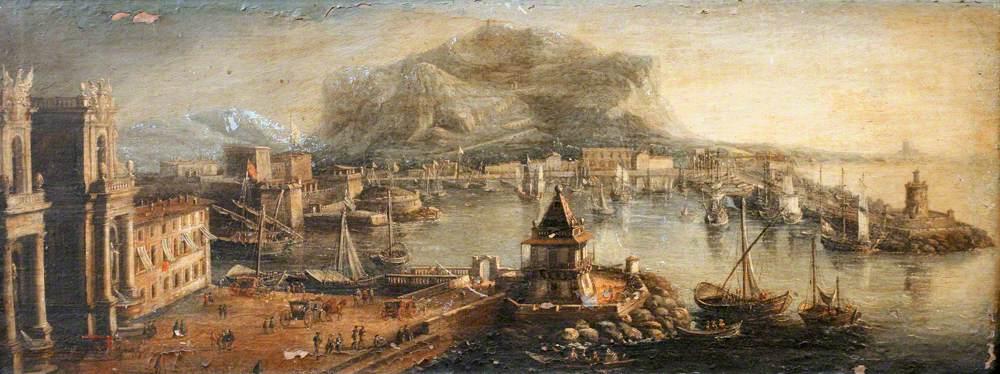 Capriccio of a Harbour