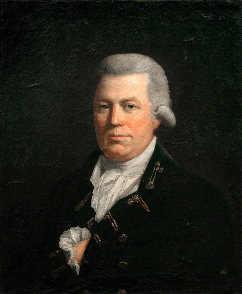 Captain James Bull