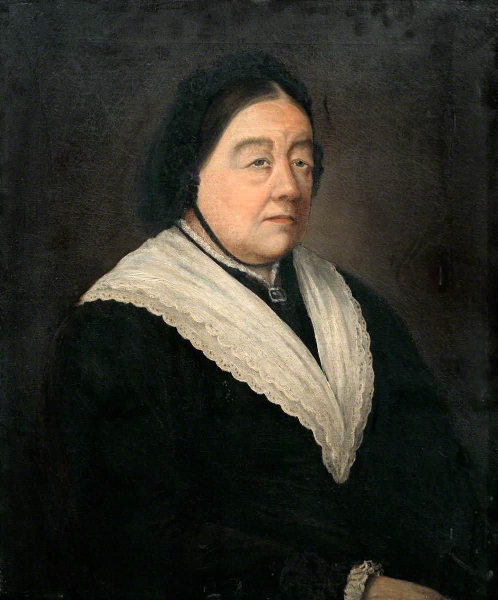 Jane Frances Truscott, the Artist's Mother