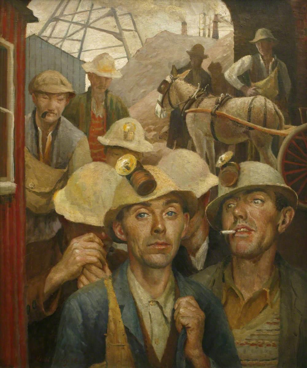 St Just Tin Miners
