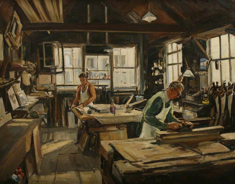 Lanhams Framing Workshop, St Ives