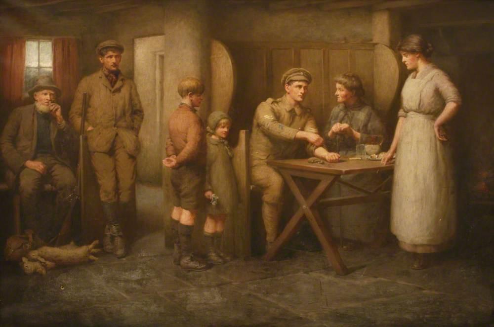 First World War Homecoming
