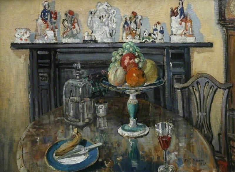 Interior with a Still Life