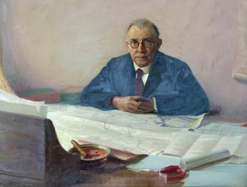 The Right Honourable J. H. Thomas (1874–1949), MP