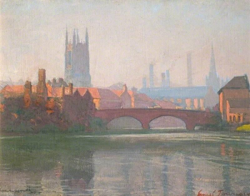 Second Exeter Bridge, Derby