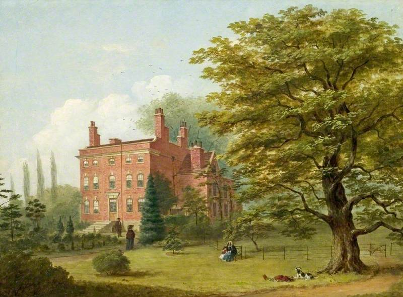 Abbot's Hill House, Derby