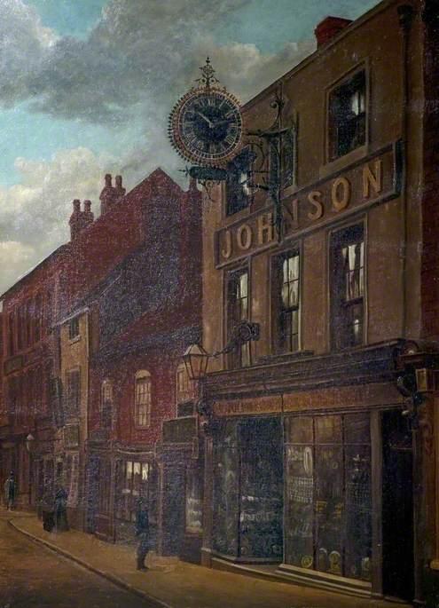 St Peter's Street, Derby