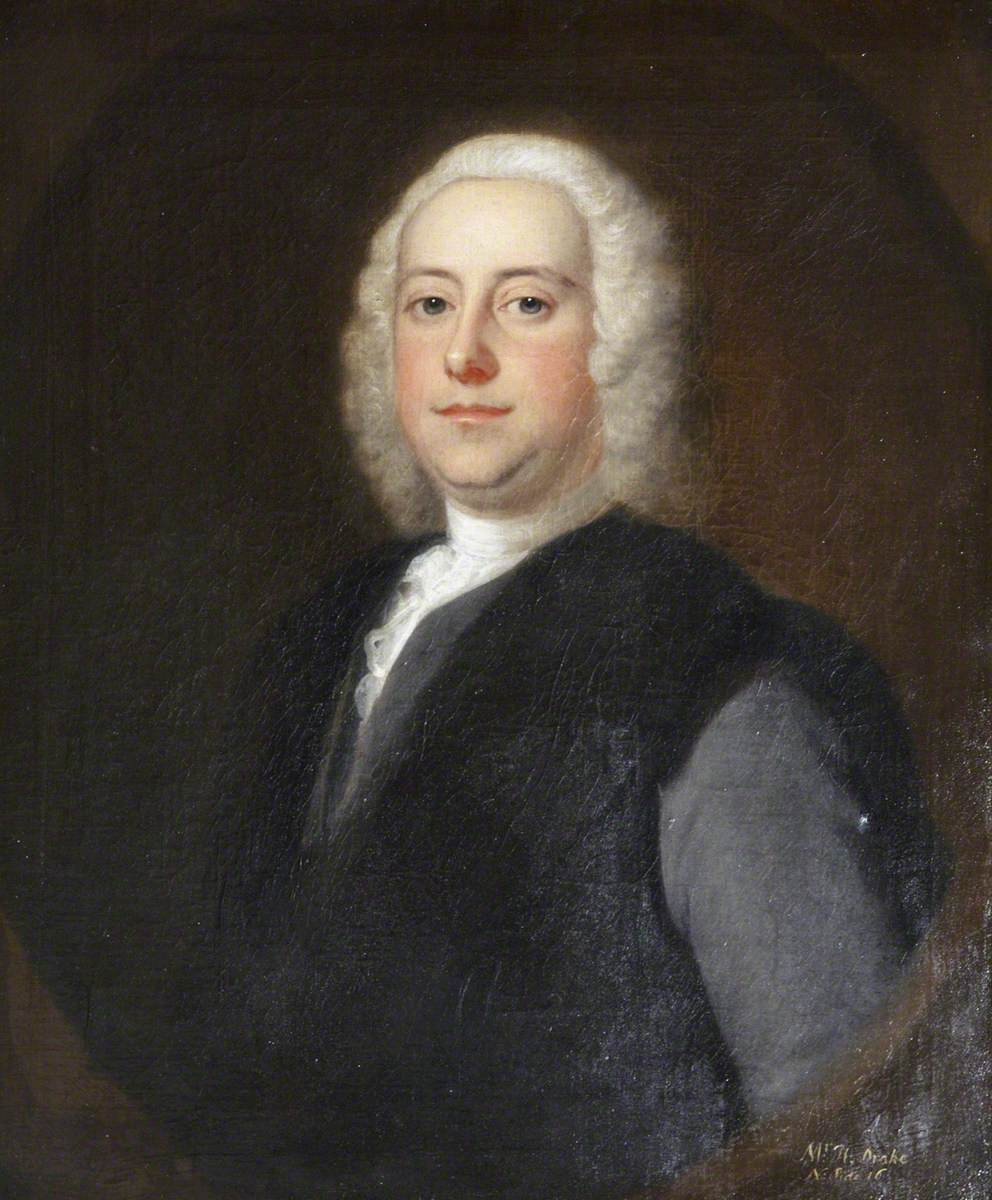Henry Drake (1745–1806), Town Clerk of Barnstaple