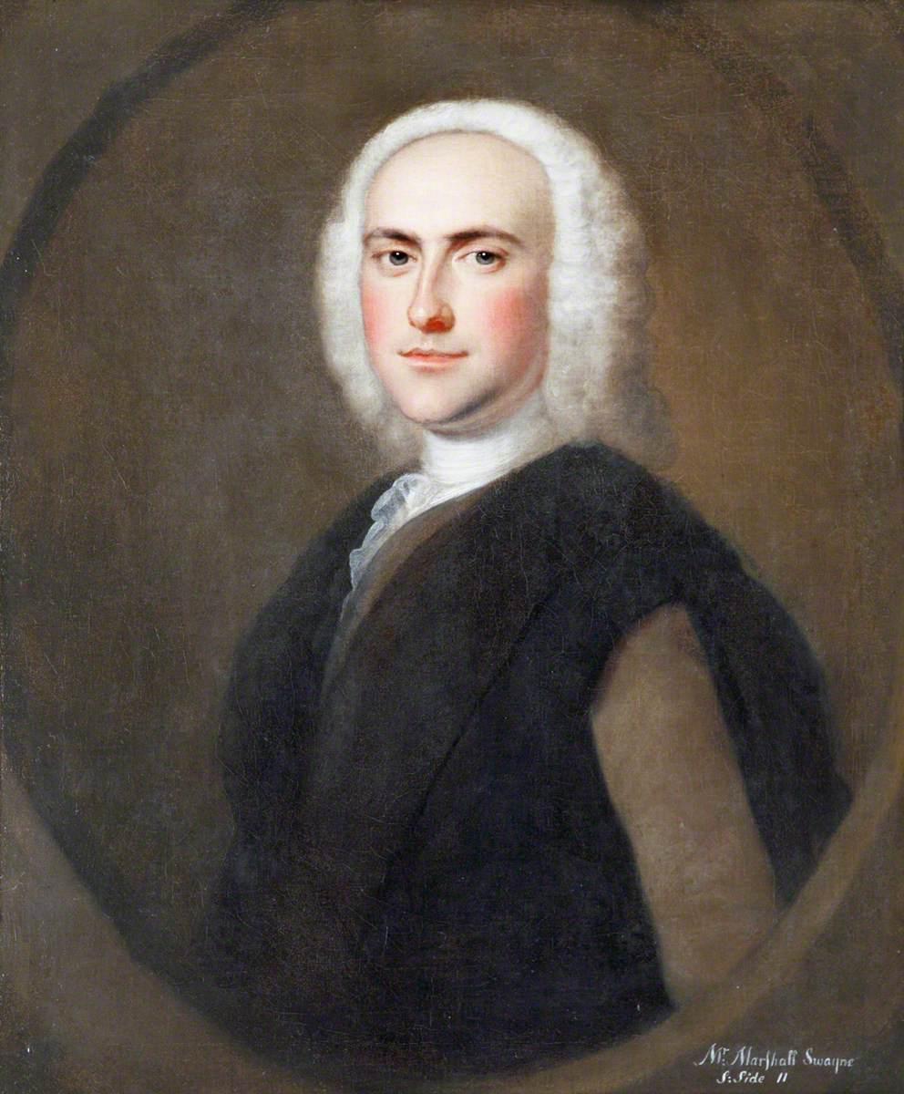 Marshall Swayne, Mayor of Barnstaple (1746)