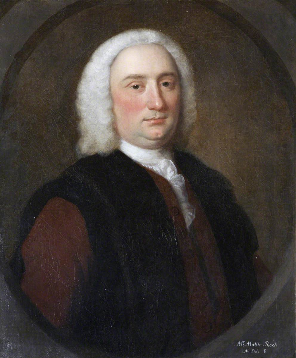 Matthew Rock, Mayor of Barnstaple (1741 & 1753)
