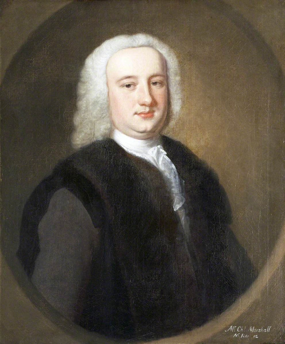 Charles Marshall, Mayor of Barnstaple (1748)