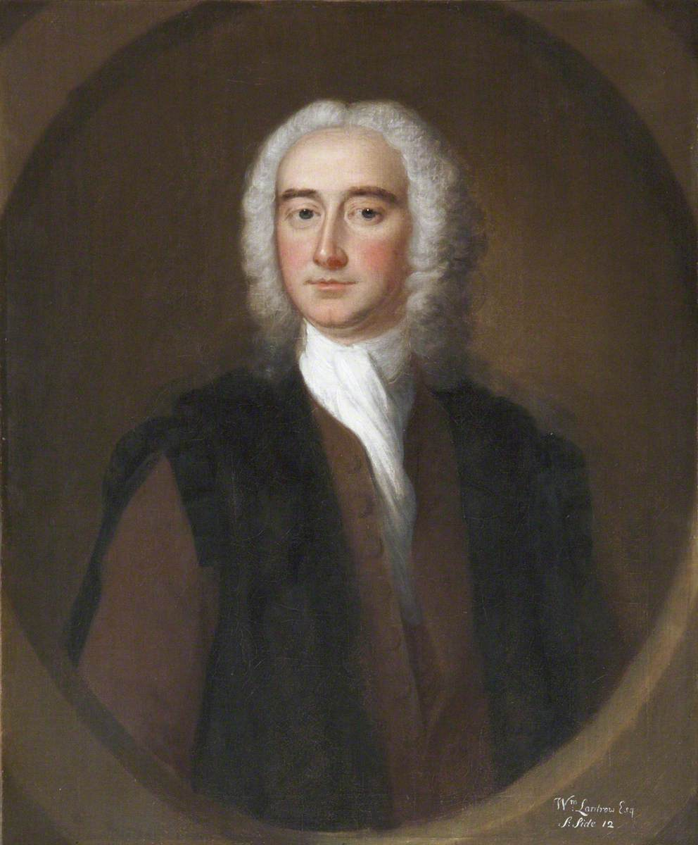William Lantrow, Councillor