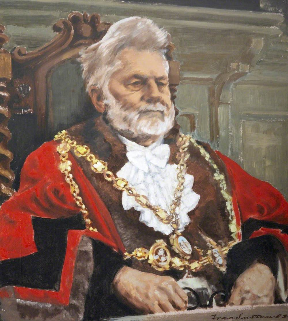 Fred Pitfield Bailey (1915–1987), Mayor of Bideford (1979)