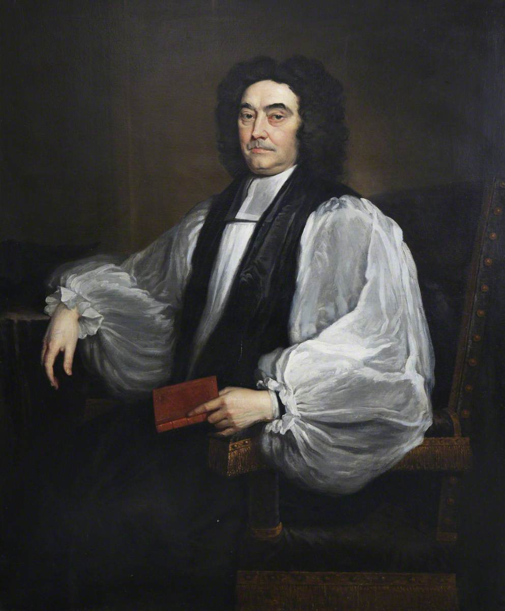 Stephen Weston (1665–1742), Bishop of Exeter (1724–1742)