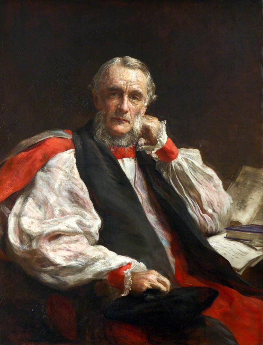 Edward Henry Bickersteth (1825–1906), Bishop of Exeter (1895–1900)