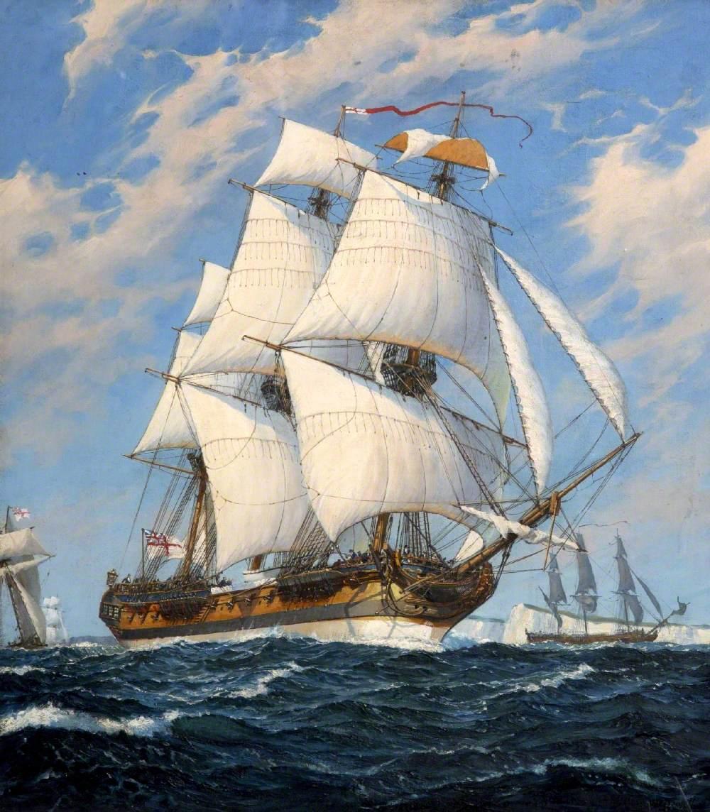 HMS 'Liverpool'