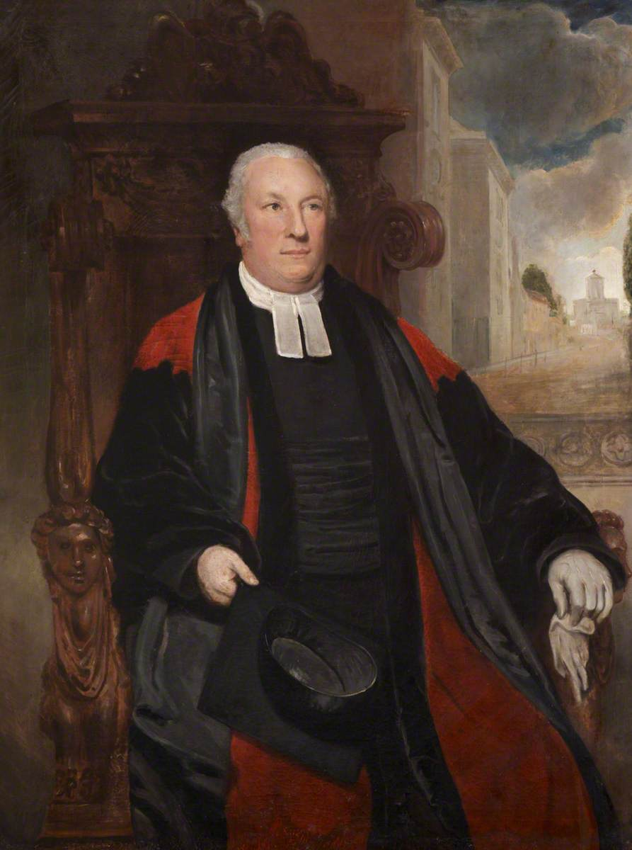 The Very Reverend Dr Whittington Landon, Dean of Exeter (1813–1838)
