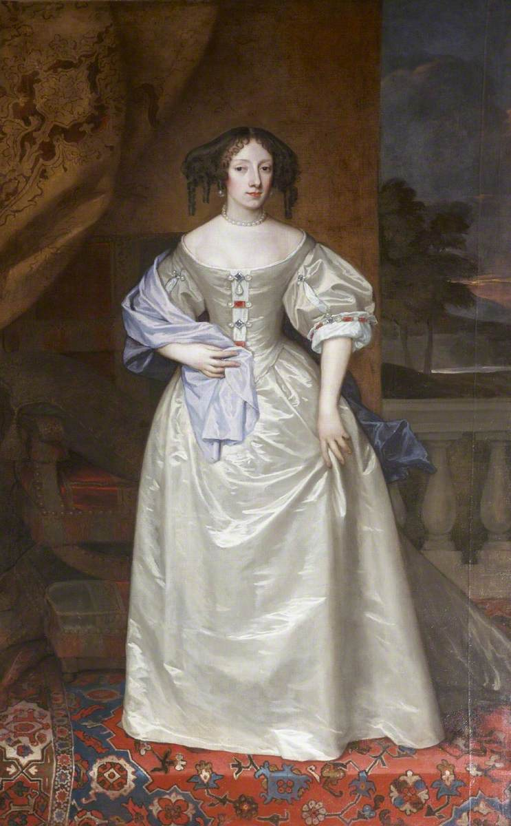 Princess Henrietta (1644–1670), Daughter of Charles I