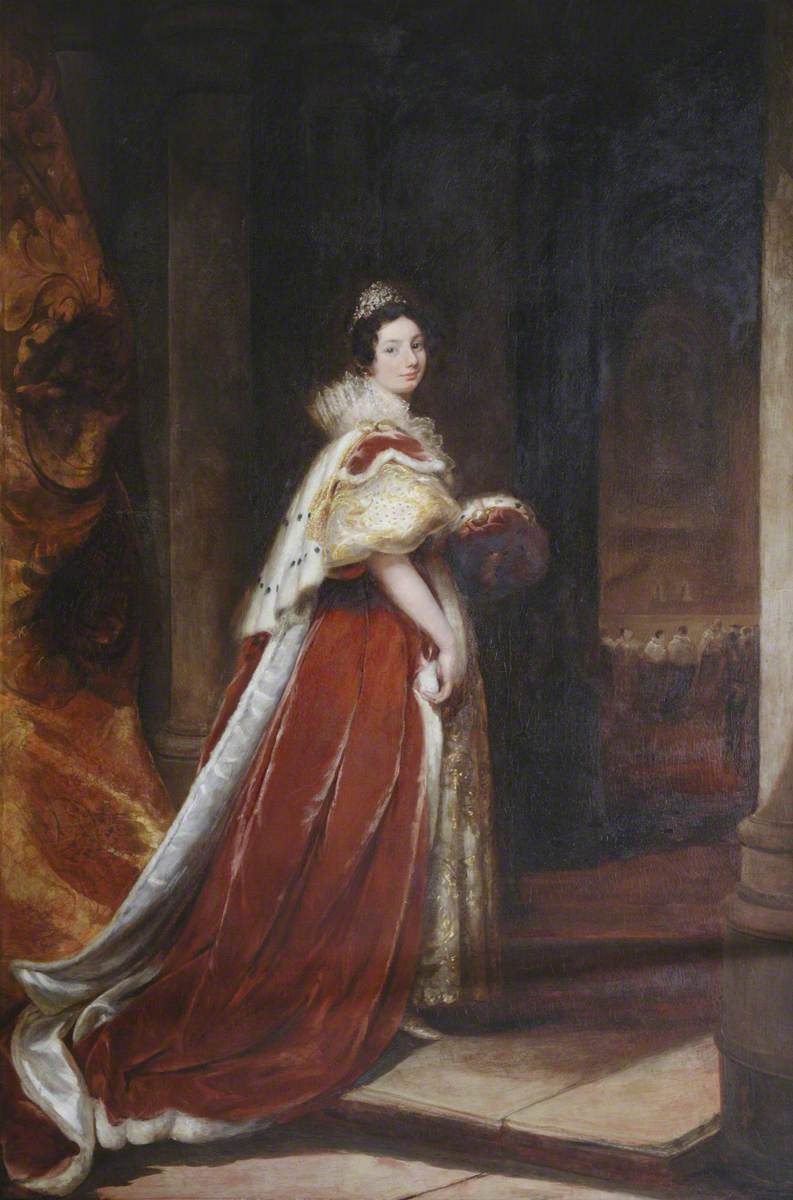 Lady Louisa Barbara Rolle (1796–1885)