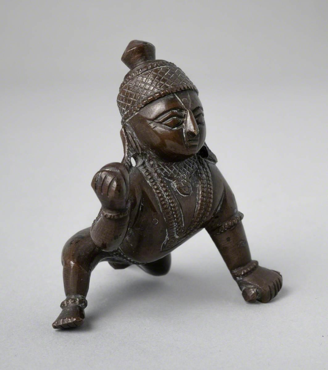 Bala Krishna Figure