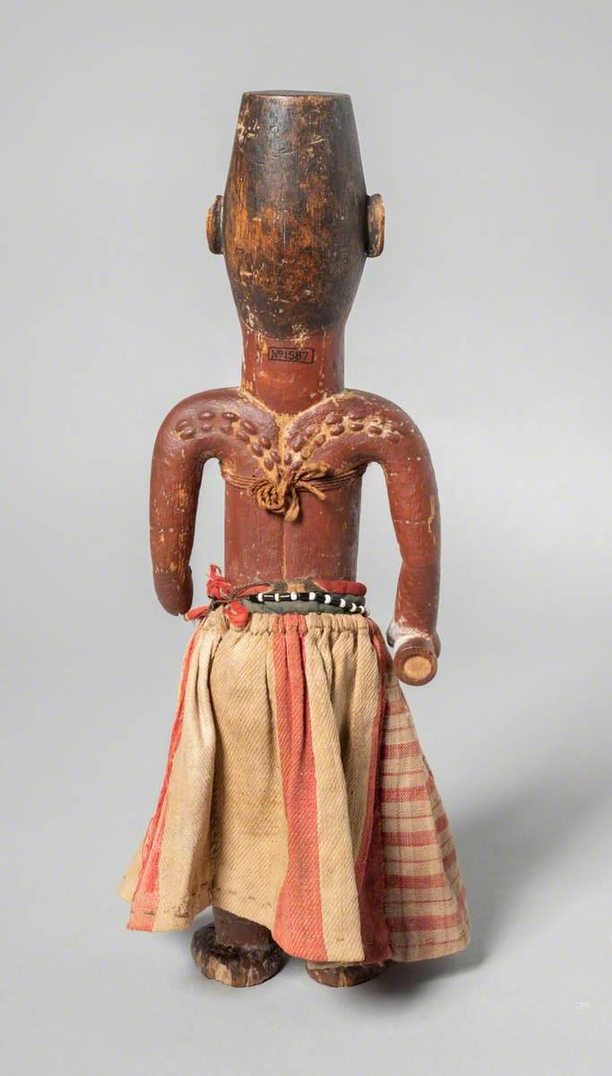 Bakingo Female Figure
