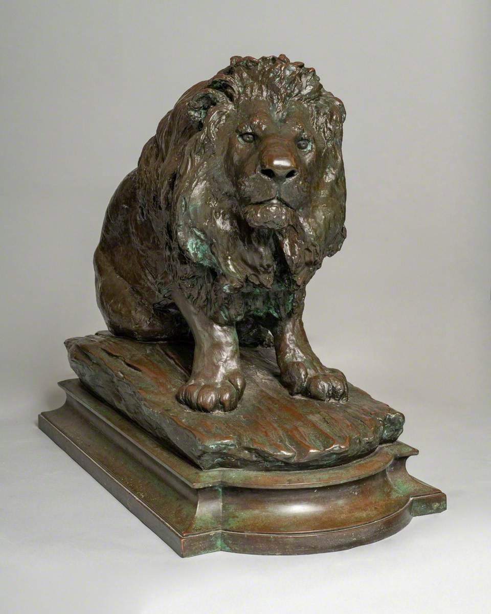 Cast of Lion