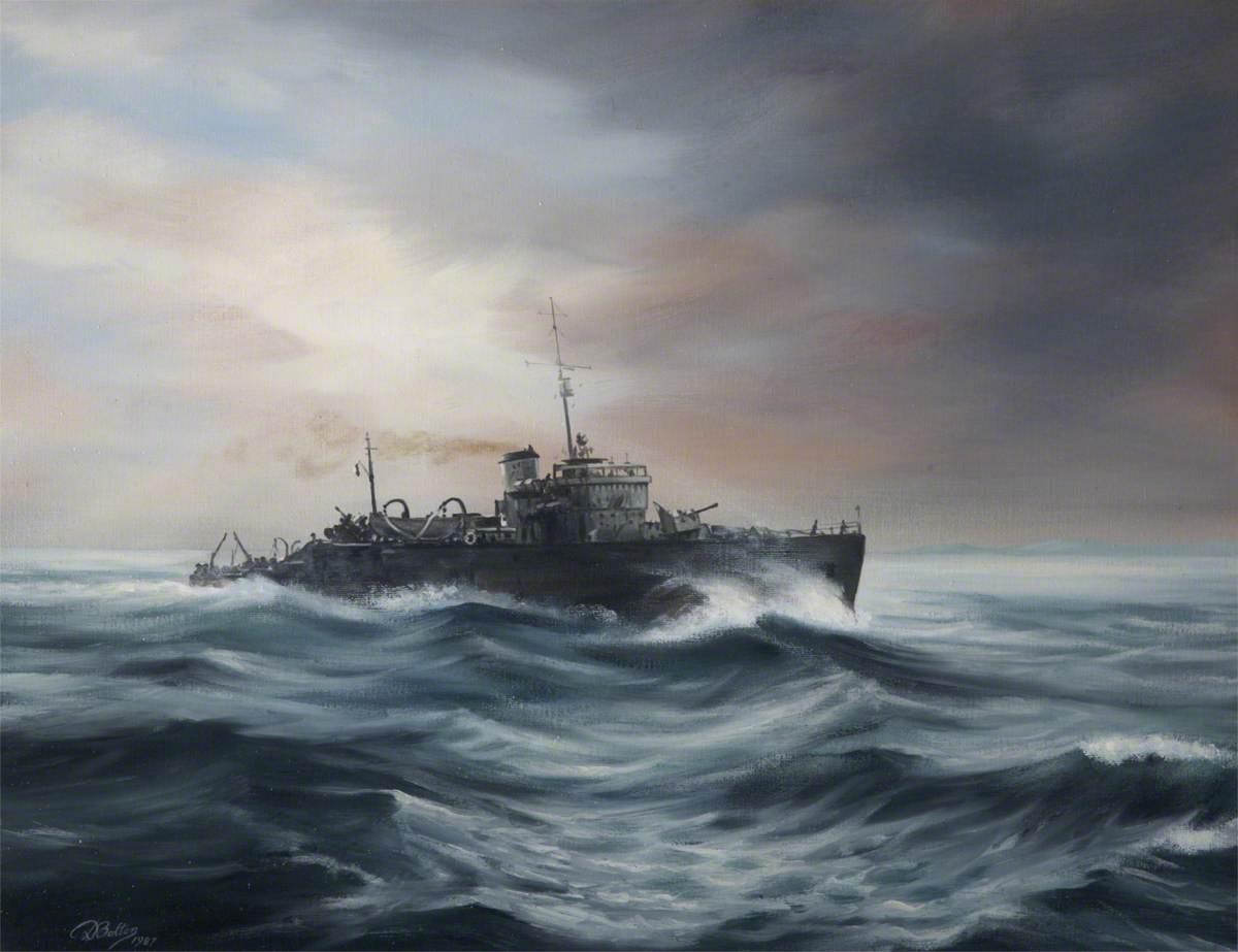 HMS 'Ilfracombe'