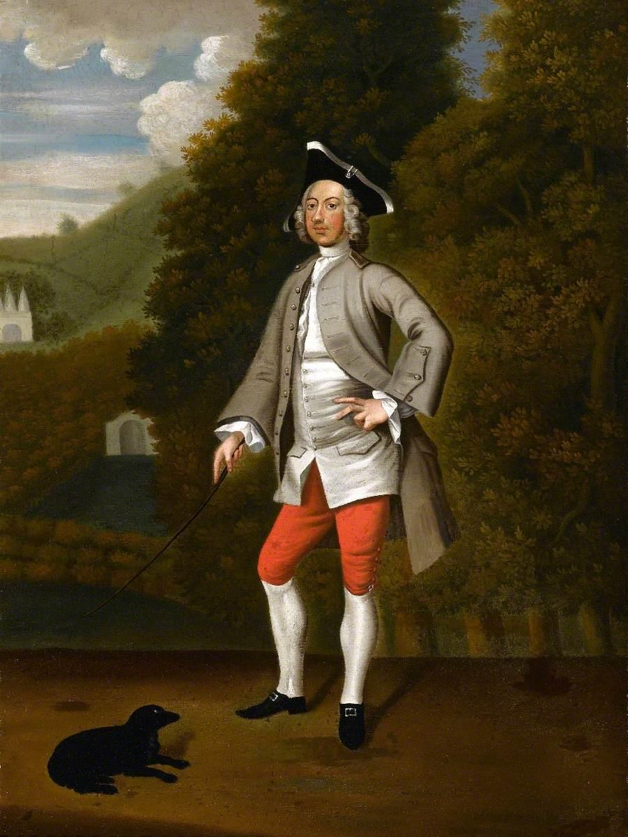 Sir William Morice of Werrington (d.1750), MP
