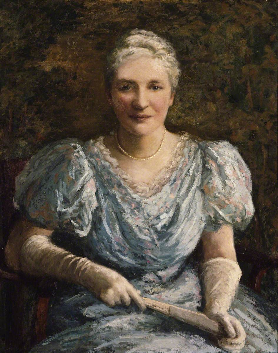 Mrs Constance Sladen (d.1906)