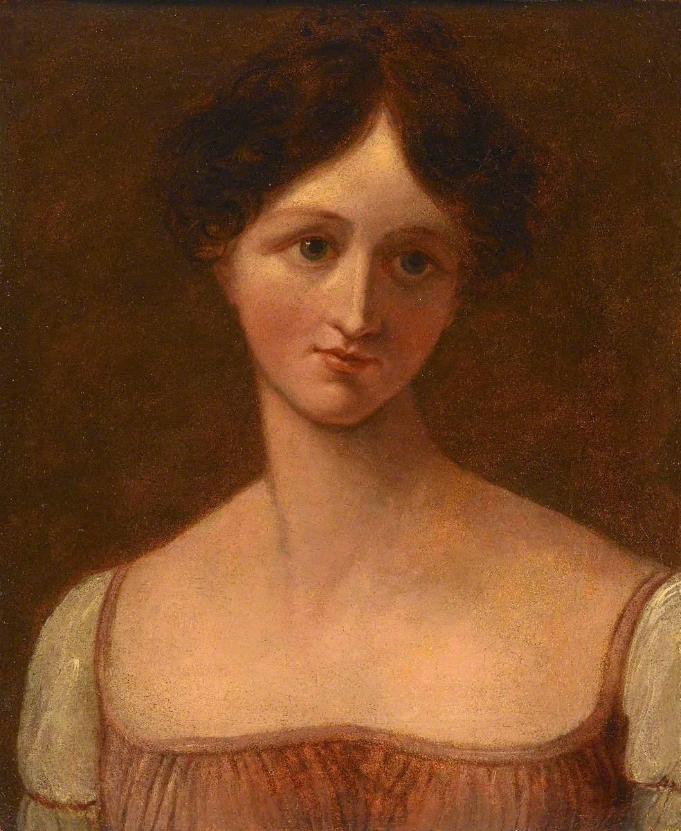 Portrait of the Artist's Daughter, Elizabeth, Aged 18