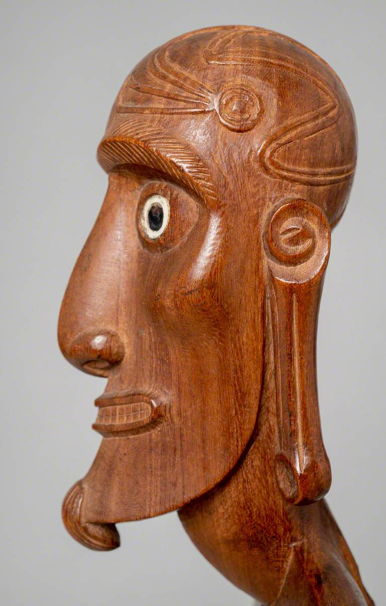 Ancestor Figure (Mo'ai Kavakava)