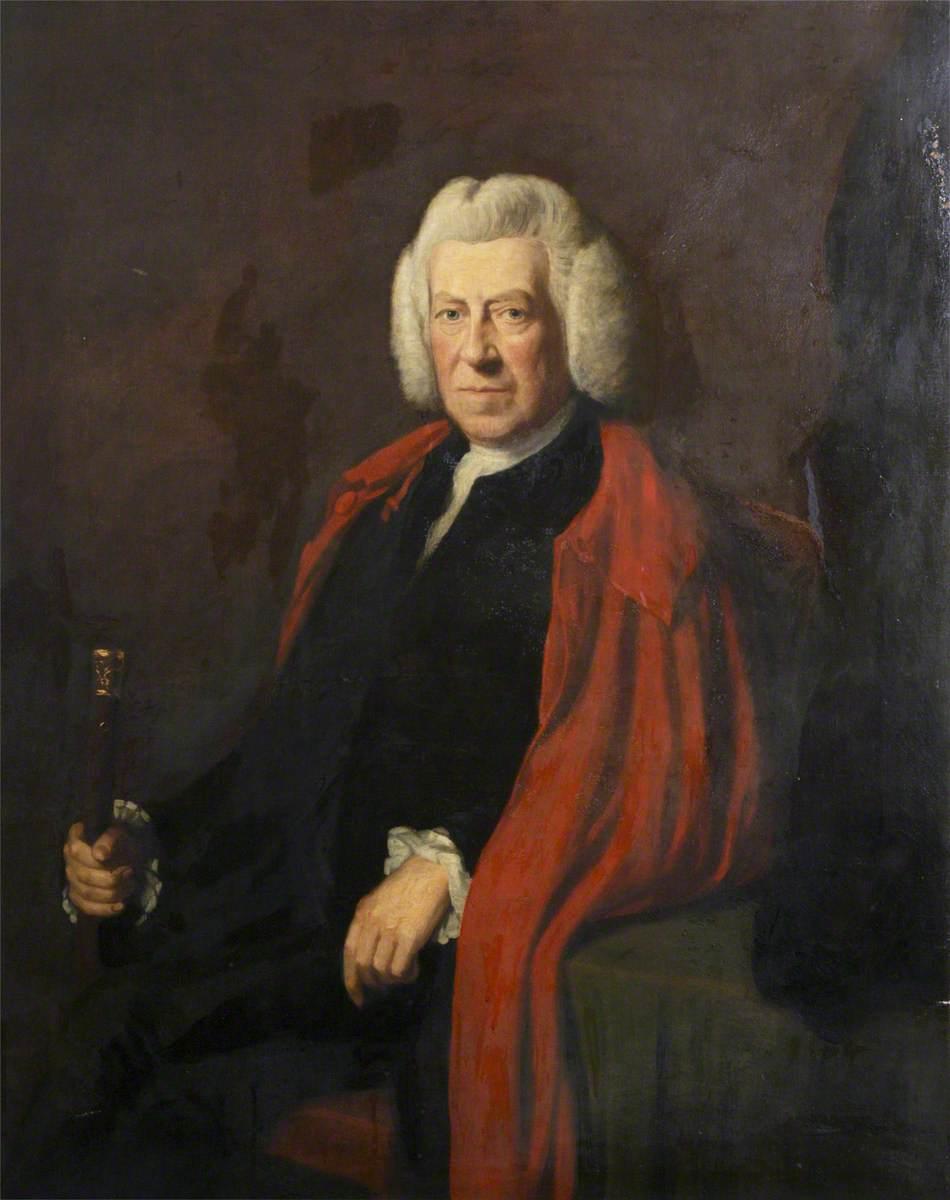 Dr Thomas Glass (1709–1786), Physician (1741–1775)