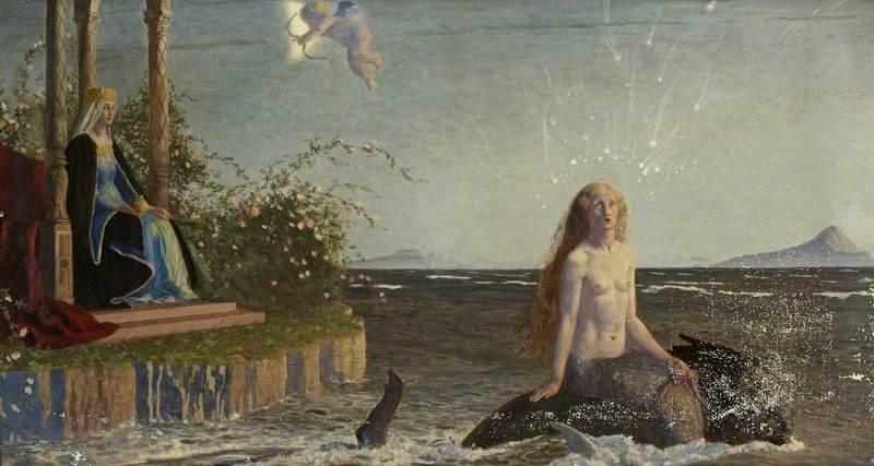 Mermaid's Song, 'A Midsummer Night's Dream'