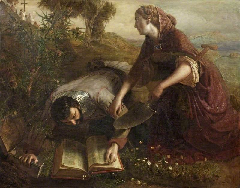 Burying the Bible