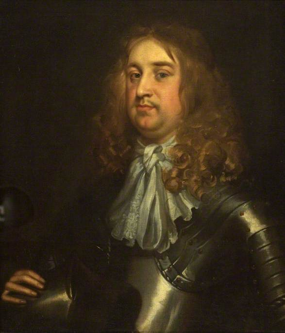 An Officer of the English Civil War