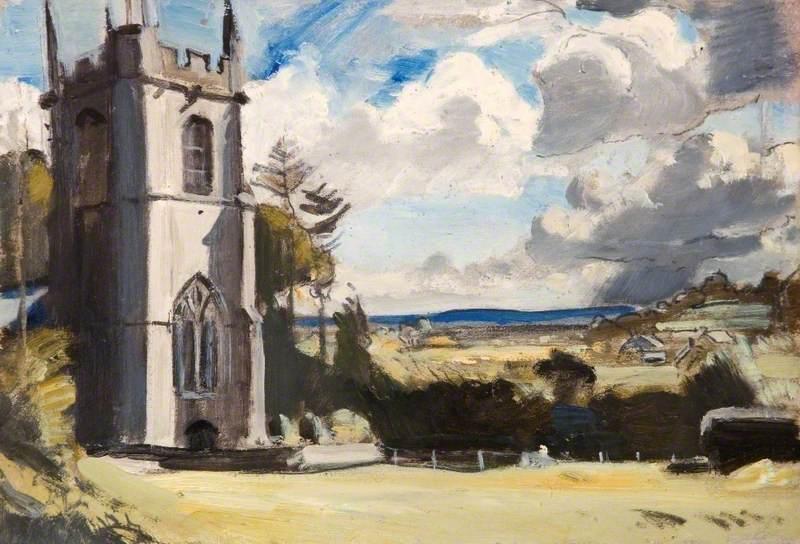 Bere Regis Church, Dorset