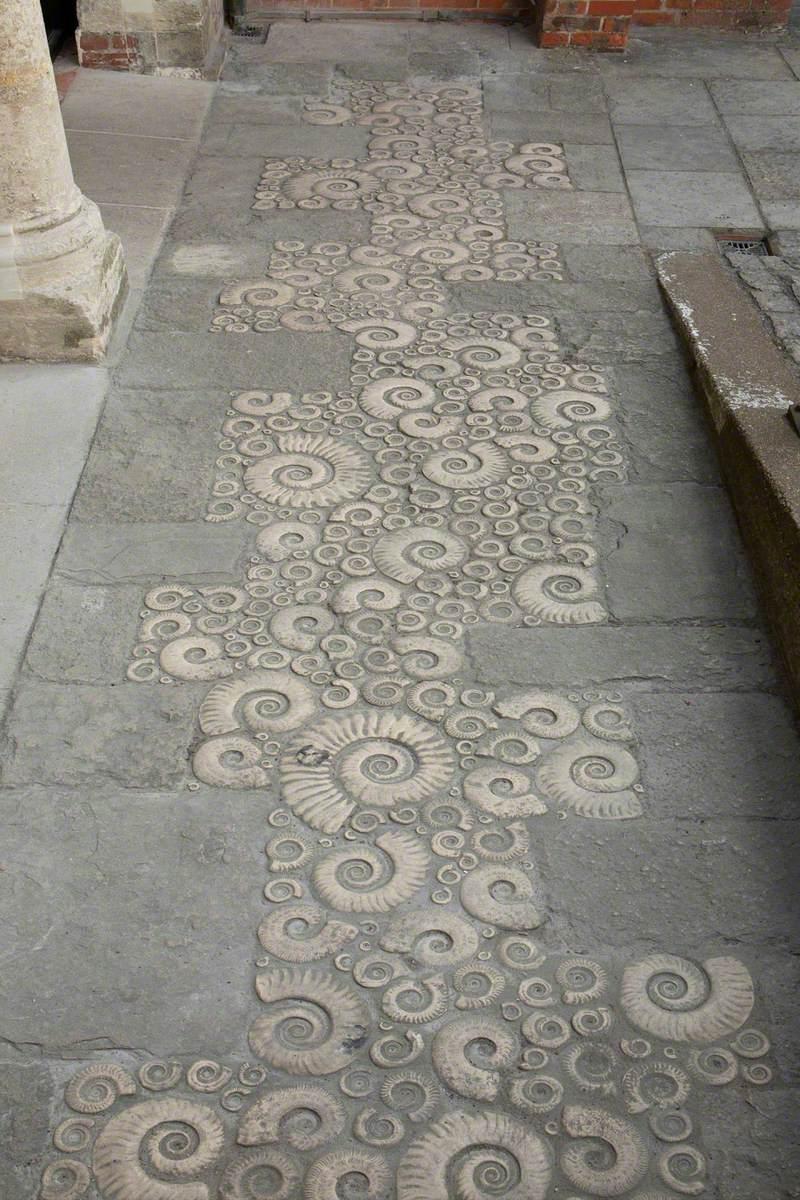 Ammonite Pavement