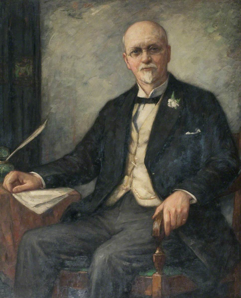 Ex-Bailie Daniel Shoebotham Smith (1890–1926)