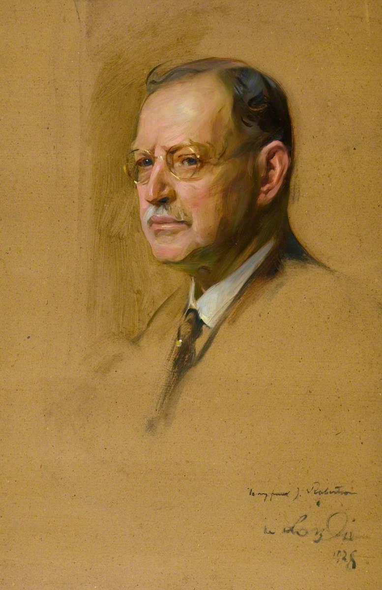 John Robertson (1862–1943), Fine Art Dealer