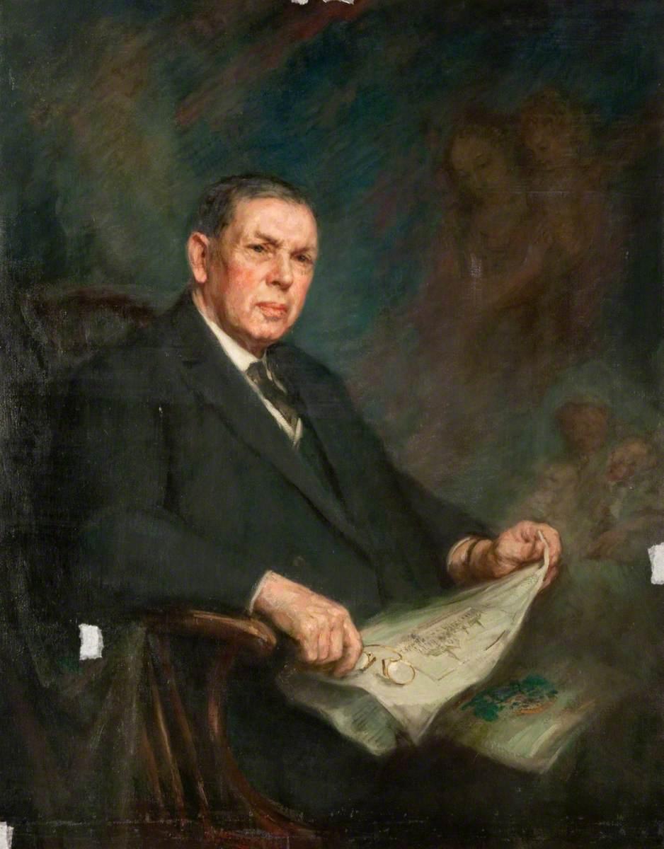 Simon G. Fraser (1860–1936), DL, JP, Convenor of Public Health, (1912–1936)